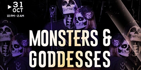 Orlando Halloween Party: Monsters  and Goddesses tickets