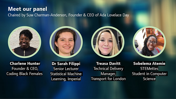Careers with Impact: Meet the Programmers who #CodeTheWorld | Live Event image