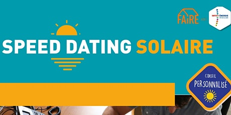 CARENE - Speed dating solaire - ANNULE billets