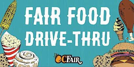 Fair Food Drive-Thru tickets