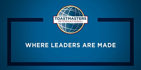 Public Speaking Group - Harrogate Toastmasters International tickets