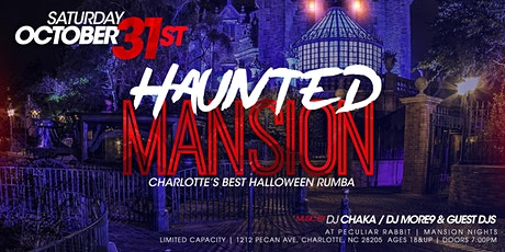 Halloween Haunted Mansion Party | Saturday Oct 31st tickets