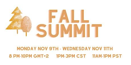 Fall Music Summit tickets