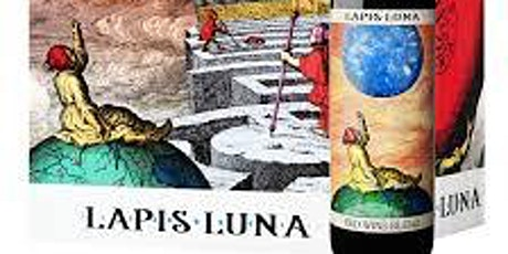 Virtual Wine Tasting with Lapis Luna and Leaning Ladder tickets