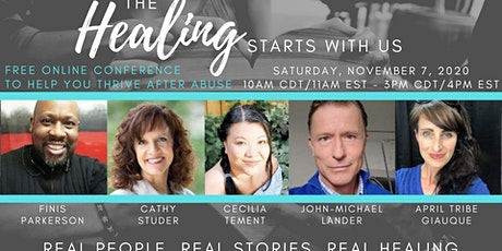 The Healing Starts With Us One Day Online Conference tickets