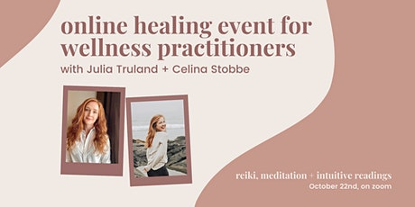 Self-care for Holistic Wellness Practitioners: An Intuitive Healing Event tickets
