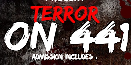 Terror on 441 - A HALLOWEEN PARTY tickets