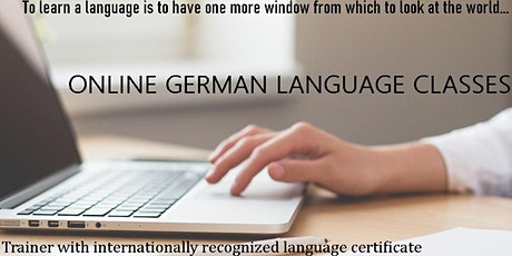 German for Absolute Beginners tickets