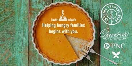 GOD'S PANTRY FOOD BANK | SHARING THANKSGIVING | BASKET BRIGADE - LEXINGTON tickets