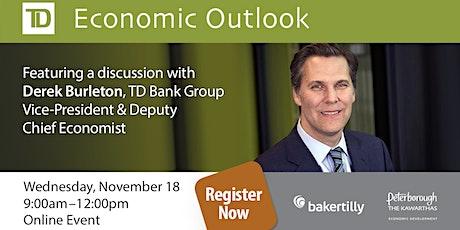 TD Economic Outlook 2020 tickets