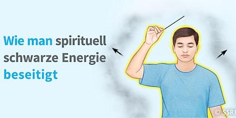 Wie man spirituell schwarze Energie beseitigt Tickets