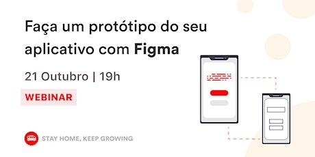 Faça um protótipo do seu aplicativo com Figma | Le Wagon SP tickets