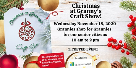 Christmas at Granny's 2020 - Grannies shop for Grannies tickets