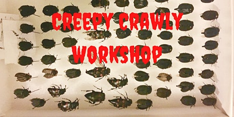 Creepy Crawly Workshop tickets