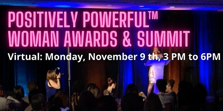 Positively Powerful Woman Conference tickets