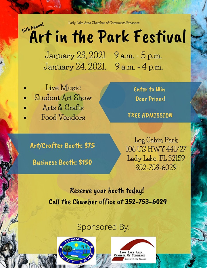 Art in the Park Festival image