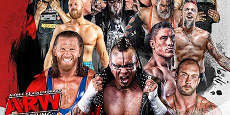 Atomic Revolutionary Wrestling - Fatal Feast tickets