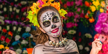 Day of the Dead Makeup Tutorial tickets