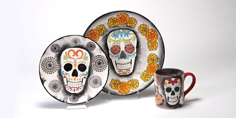 Day of the Dead  painting day tickets