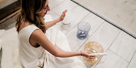Reiki infused Soundhealing Meditation tickets
