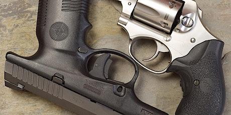 Basic Handgun Fundamentals tickets