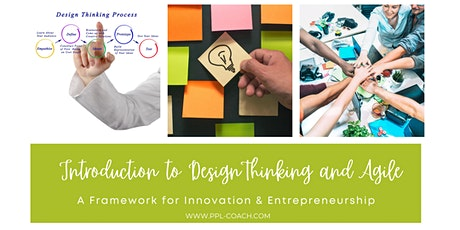 Introduction to Design Thinking and Agile (VIRTUAL LIVE) tickets