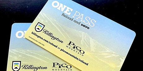 Killington Merchant Pass Pick-Up tickets