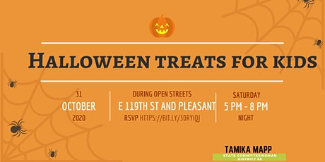Copy of Halloween Treats for Kids tickets