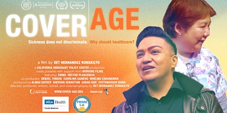 Virtual Cover-Age Screening & Expert Panel tickets