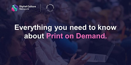 Everything you need to know about Print on Demand tickets