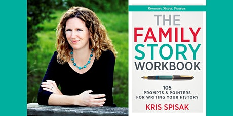 The Family Story Workbook Launch! – Story Stop: Richmond tickets