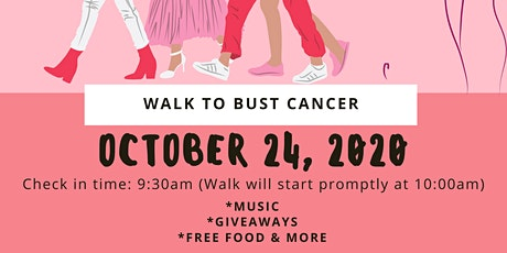 8th Annual Beating Cancer Awareness  Walk and Community Rally tickets