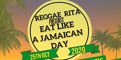 Eat like a Jamaican Lunch Tickets