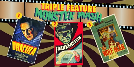 Universal Monsters Triple Feature - Drive-In at Tustin's Mess Hall tickets