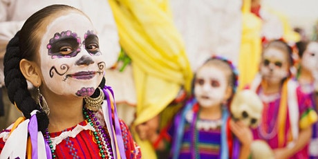 Dia de los Muertos FREE Take-Home Gift tickets