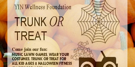 YIN Trunk or Treat tickets