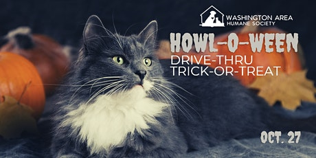 WAHS Howl-O-Ween Drive-Thru Trick-or-Treat tickets