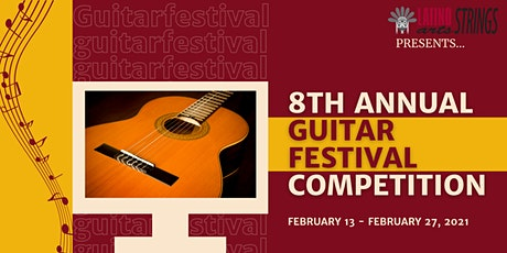 Latino Arts Strings Program 8th Annual VIRTUAL Guitar Festival Competition tickets