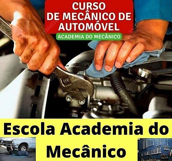 Imagem do evento Curso de mecânica automotiva em Contagem