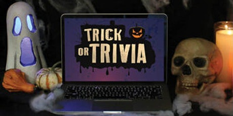 STAR Trick or Trivia Virtual Halloween Event - Fa20 tickets