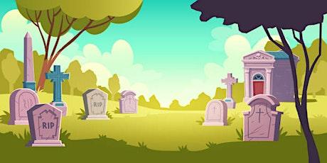 All Hallows Eve Cemetery Walk at Mt. Calvary tickets