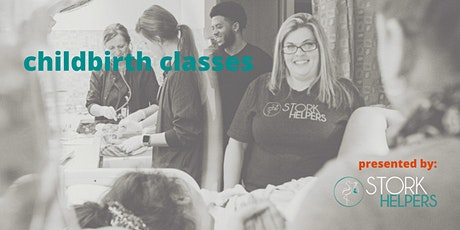 Childbirth Classes presented by Stork Helpers tickets