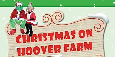 Christmas on Hoover Farm tickets