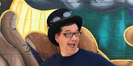 Casey Nees, Muggle Magic | Family Saturday Series Streamed Live Performance entradas