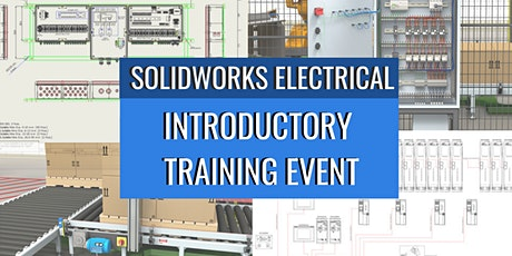 Virtual SOLIDWORKS Introductory Training Event: SOLIDWORKS Electrical tickets