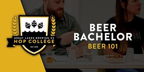 Hop College: Beer 101 tickets