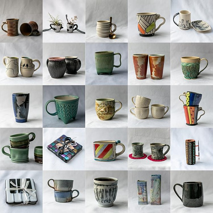 Mystery Mugs: a Mugnificent Fundraiser 2020 image
