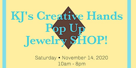 Pop Up Jewelry Shop tickets