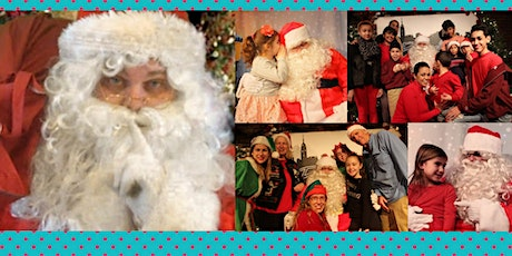 Virtual Santa Meet & Greet Christmas 2020 10am & 10:30am EST Times Slots ingressos