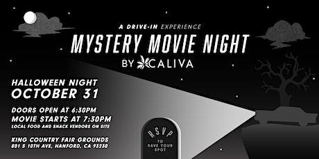 Mystery Movie Night tickets